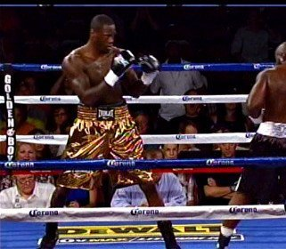 Deontay Wilder ready to step up against better opposition