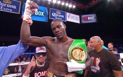 Chris Arreola vs. Deontay Wilder in 2014? It Only Makes Sense