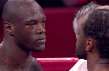 Deontay Wilder remarks on Audley Harrisons retirement