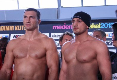 Weigh in: Klitschko vs. Pianeta / Undercard