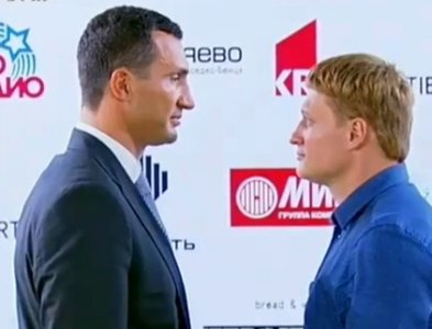 WBO announces referee and judges for Klitschko Povetkin fight on Saturday