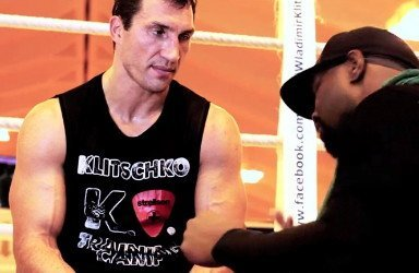 Klitschko Pianeta referee and judges for Saturdays fight in Germany