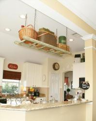 Useful Kitchen Ladder