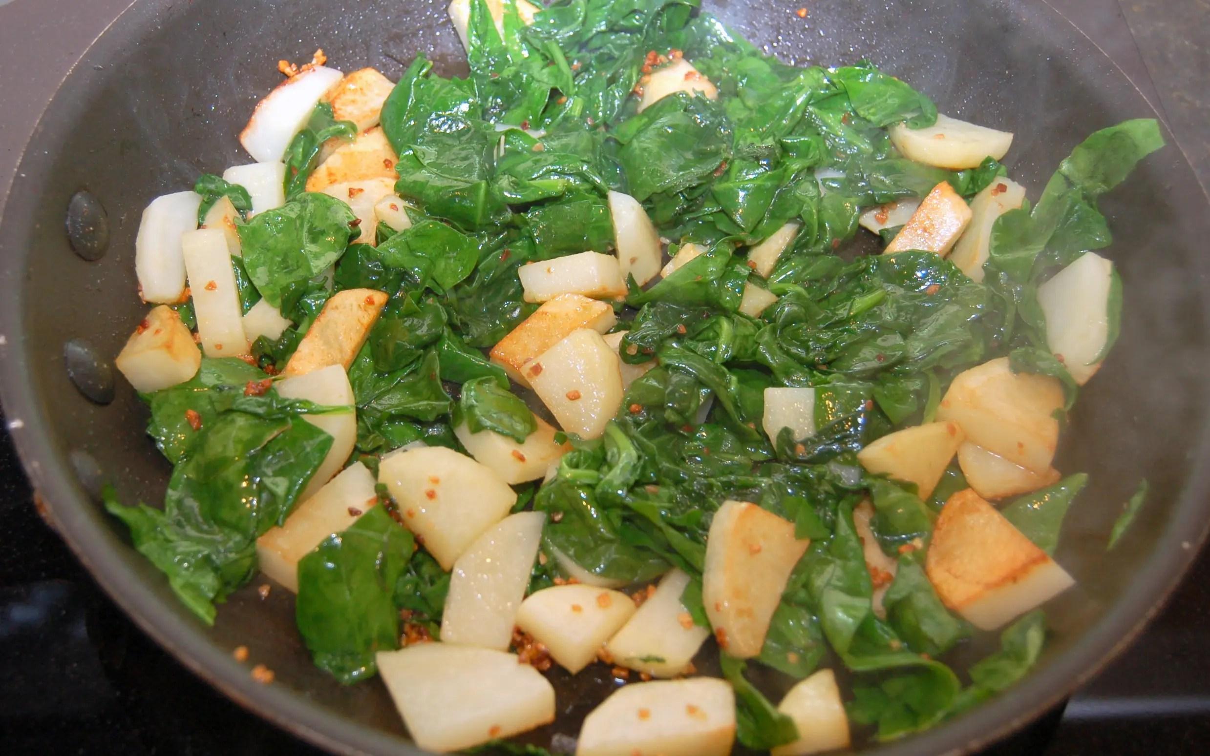 Easy Veggie Frittata | Easy on the Cook