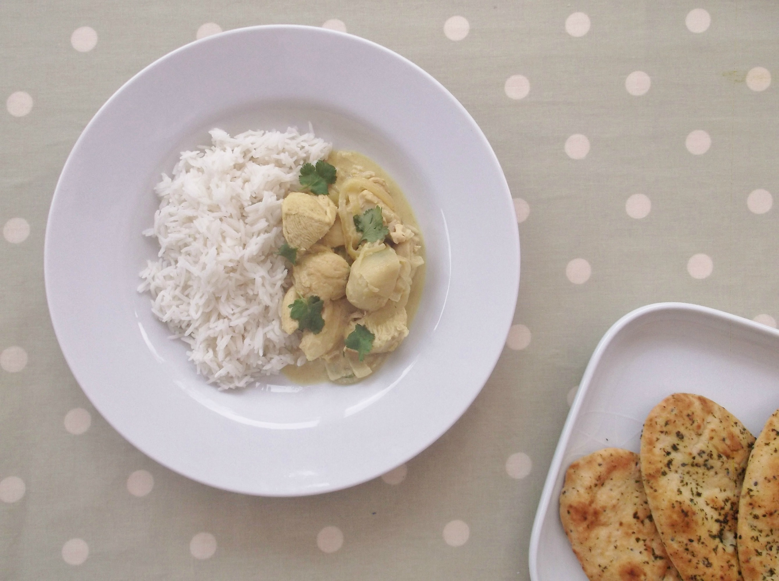 how to make chicken korma