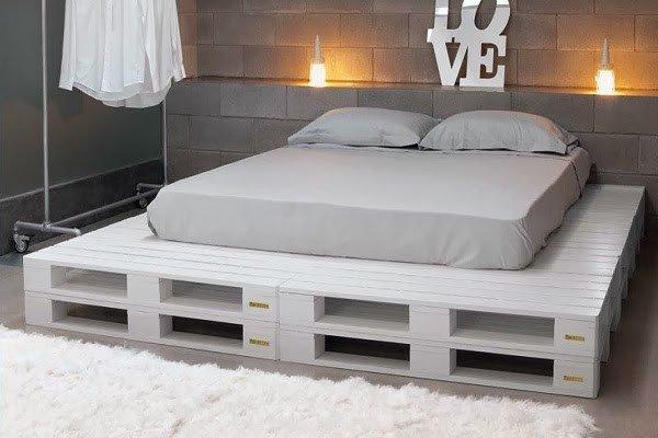 Arredare casa grazie ai mobili con pallet - Mobili con bancali ...