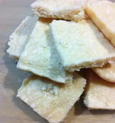 Healthy No Bake Coconut Snack Recipe