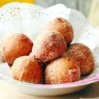 Cinnamon Doughnut Balls
