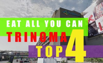 Eat All You Can TRINOMA - TOP 4