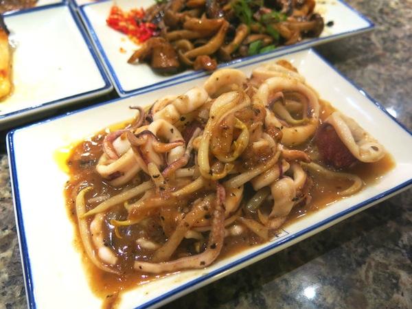 Heniu Teppankayi Squid at Wisma Atria Food Republic