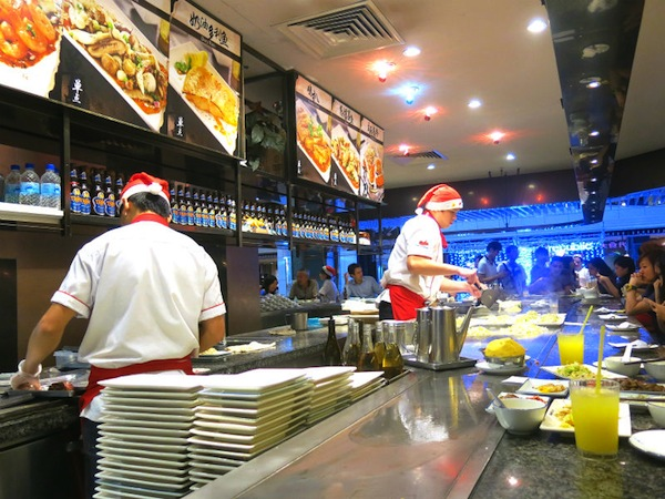 Heniu Teppanyaki at Wisma Atria Food Republic