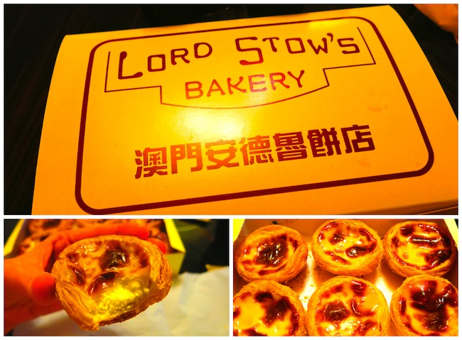 Lord Stow's Bakery and Cafe Box at Venetian Macau