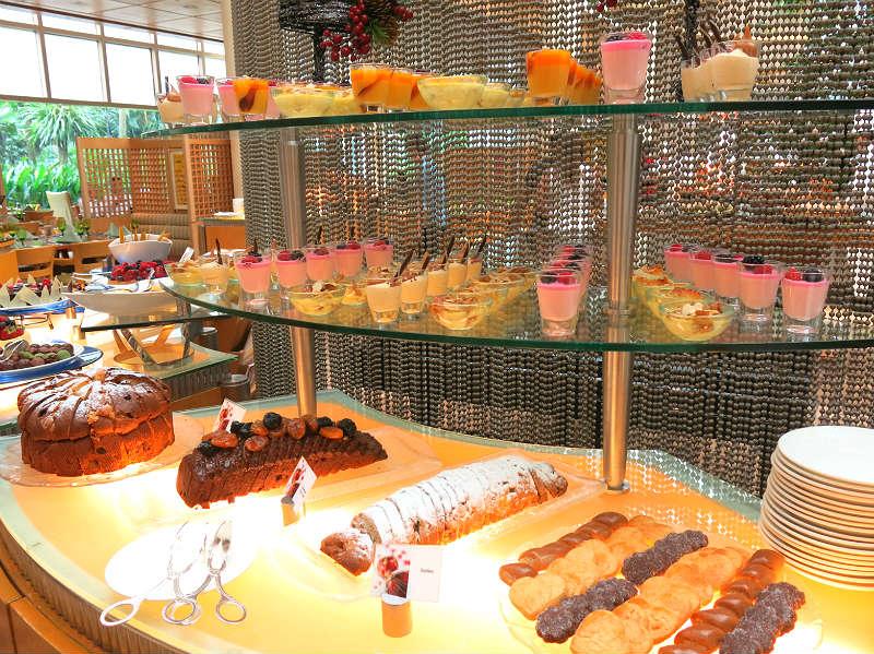 Greenhouse Buffet Dessert Table