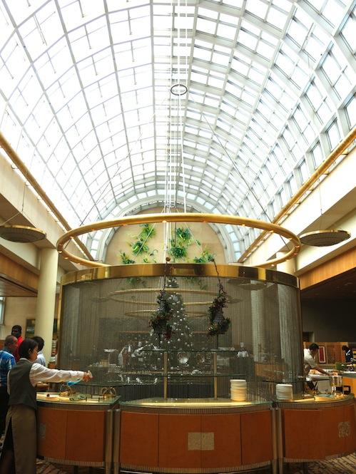 Greenhouse Ritz Carlton Ambience