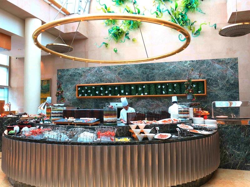 Greenhouse Ritz Carlton Singapore