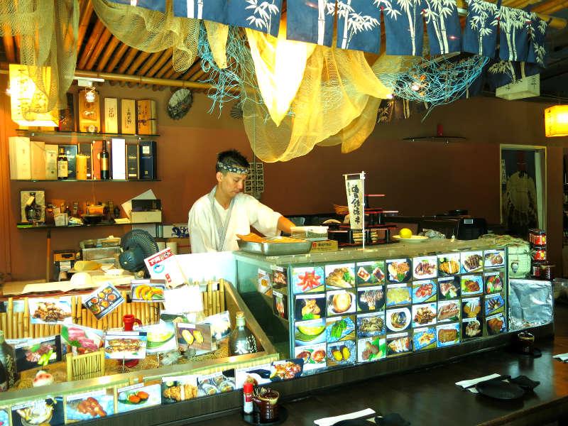 Himawari Japanese Restaurant, Alexandra Road