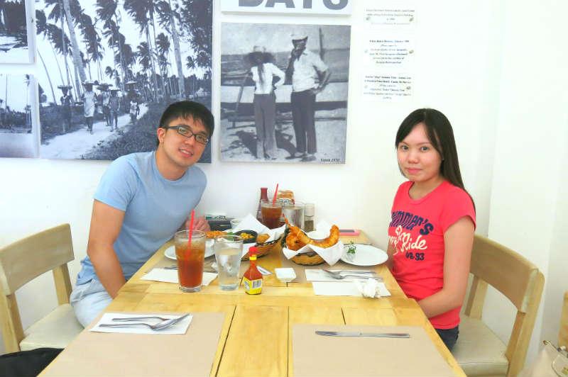 Boracay Tiliapia N Chips Restaurant