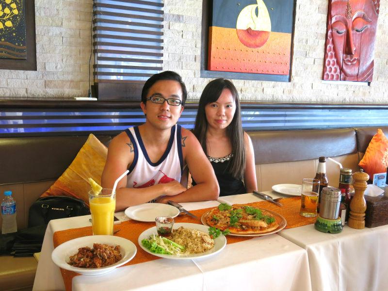 Krabi Aning Restaurant Lunch