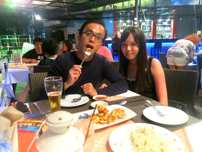 Krabi The Hilltop Restaurant