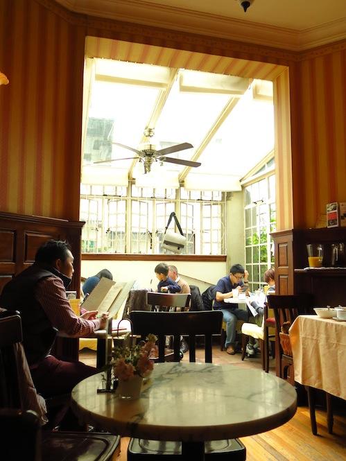Vienna Cafe Interior