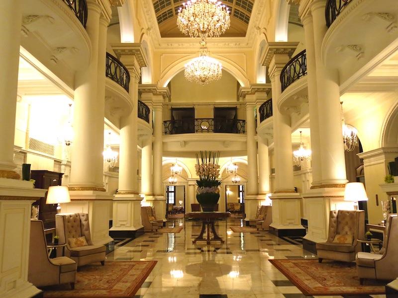 Waldolf Astoria Lobby