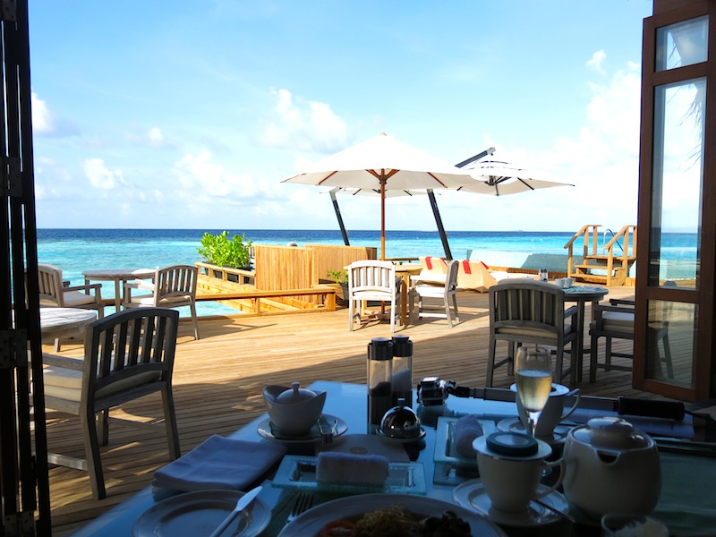 Baros Maldives Lime Restaurant 14