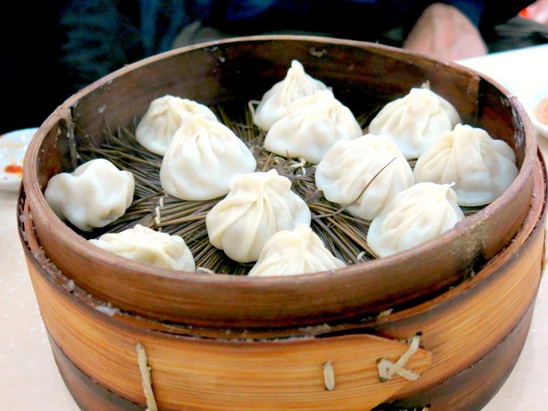 Jia Jia Tang Bao Dumpling