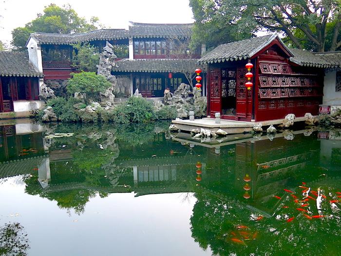 Tongli Water Town Tui Si Yuan