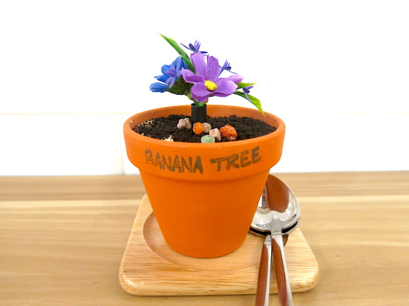 Banana Tree Singapore - Espresso Flower Paap