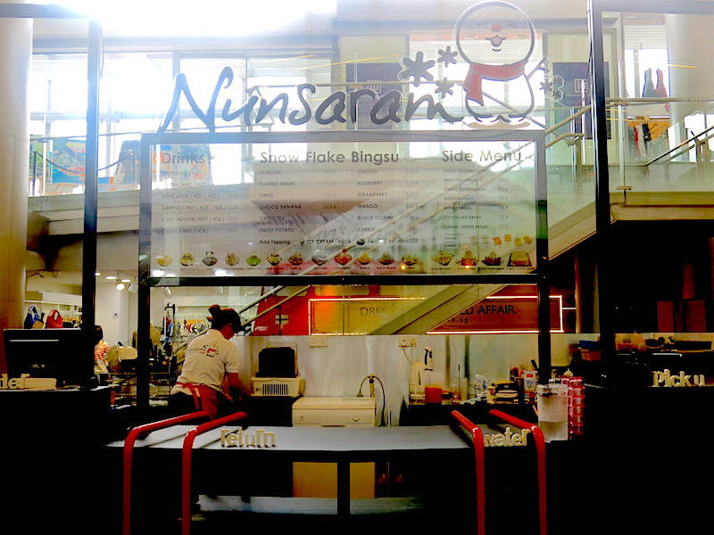 Nunsaram Korean Dessert