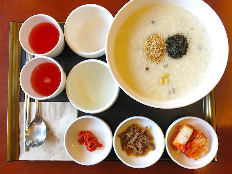 Bonjuk Porridge