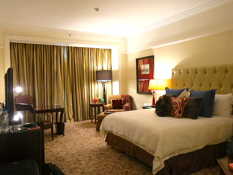 Four Seasons Hotel Singapore - Deluxe room