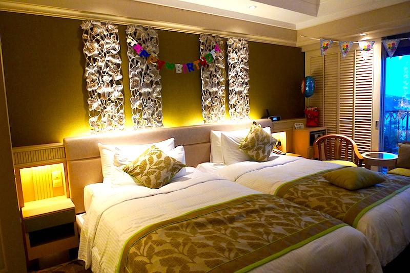 Shangri-La's Rasa Sentosa Resort & Spa, Singapore - Deluxe Pool View Room