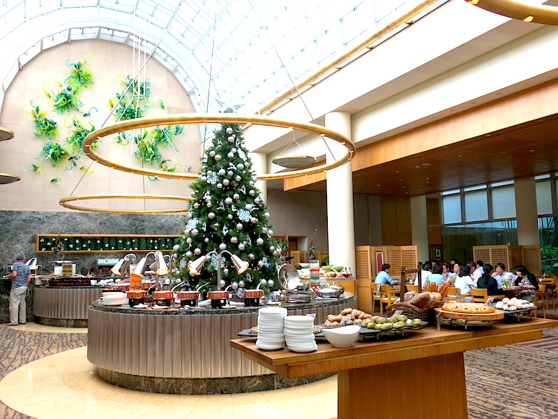 The Ritz-Carlton, Millenia Singapore - Greenhouse