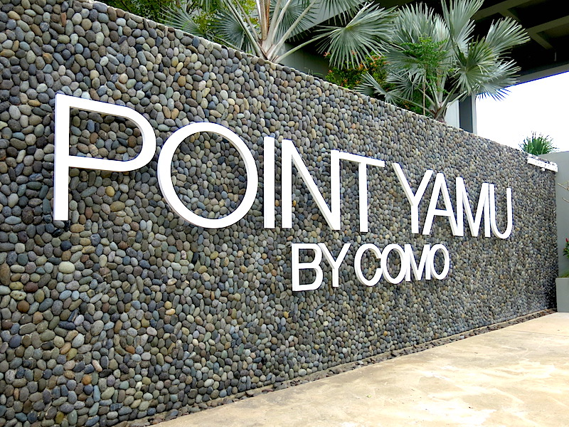 Point Yamu Phuket Logo
