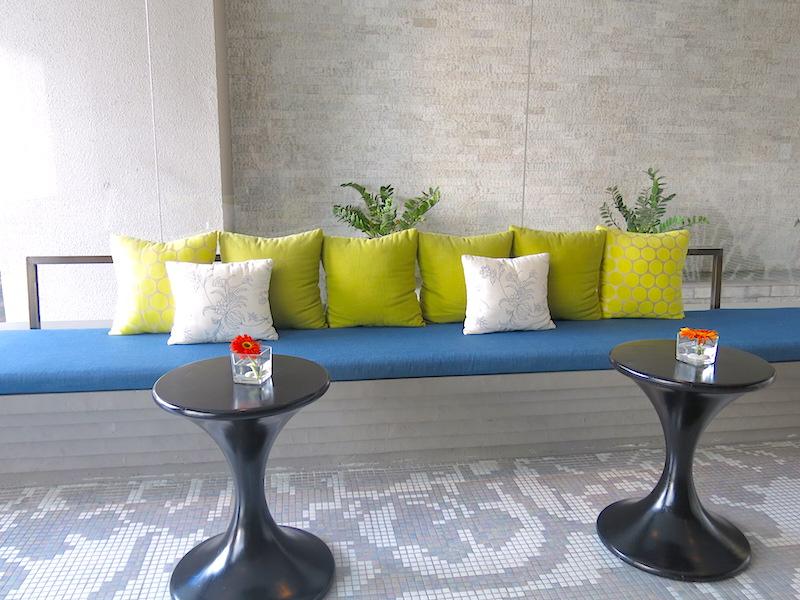 Comfortable Sofa in Waiting Area