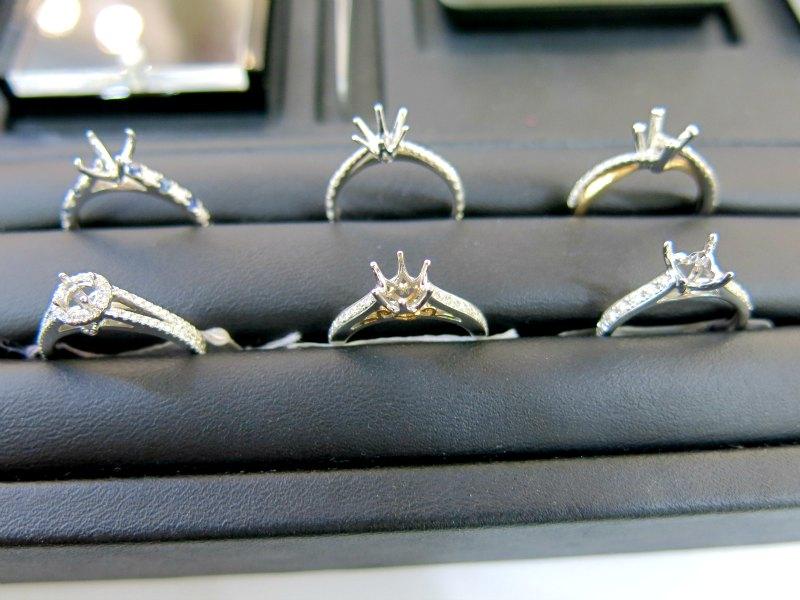 JannPaul Diamond Settings