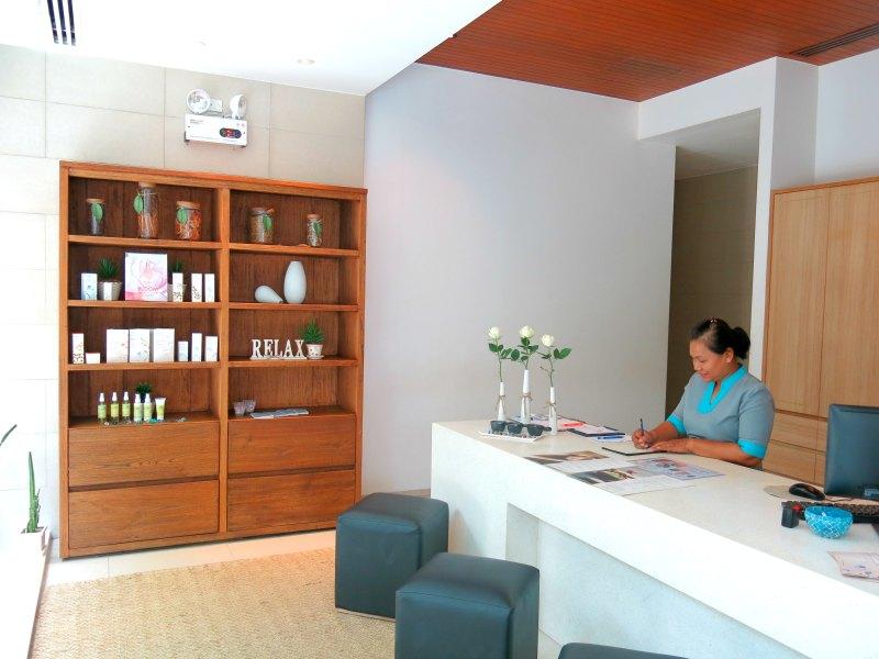 Nap Patong NAM Spa Reception