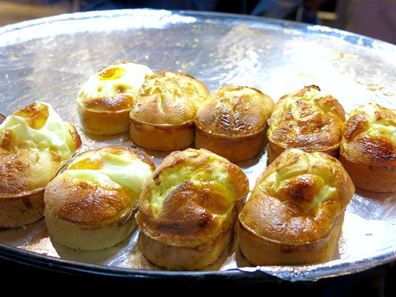 Cheese Puff at Myeongdong Seoul