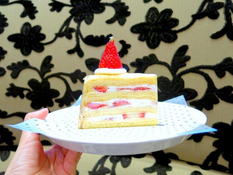 Passion 5 Itaewon Strawberry Cake