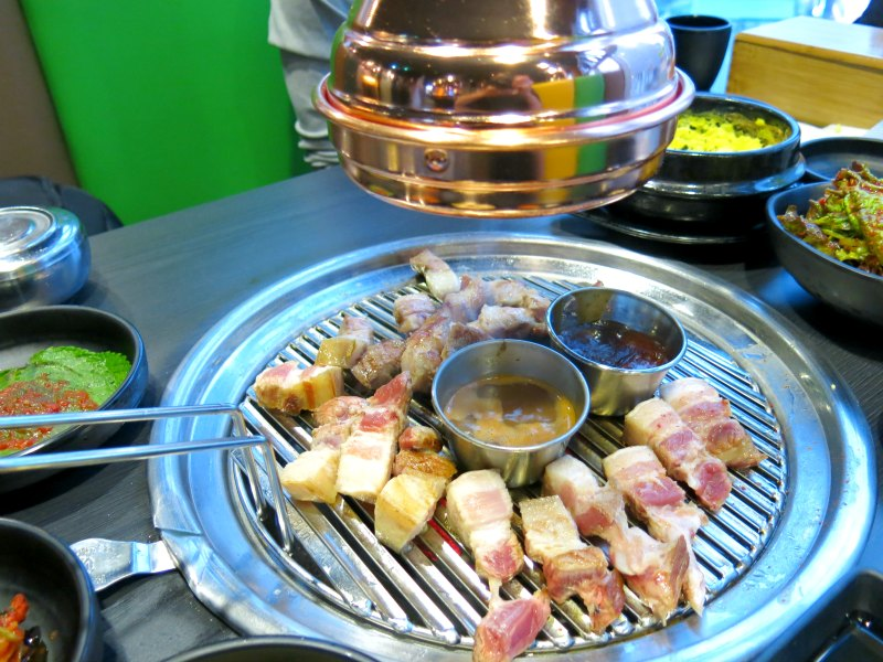 Pork Belly from Loco Quan 401 Myeongdong