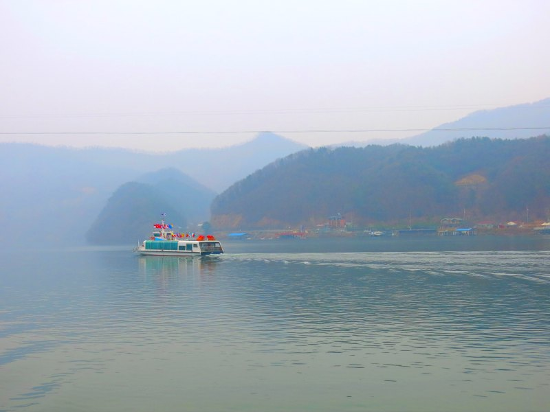 Bukhangang River