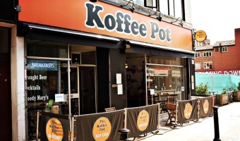 Koffee Pot Breakfast Review – Best Greasy Spoon in the Heart of the Northern Quarter