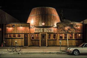 Idle Hour exterior- Photo credit William Bradford