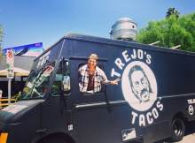 Trejo's Tacos Food Truck