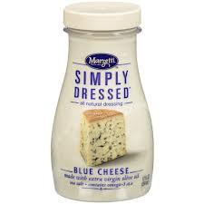 Blue cheese dressing yogurt
