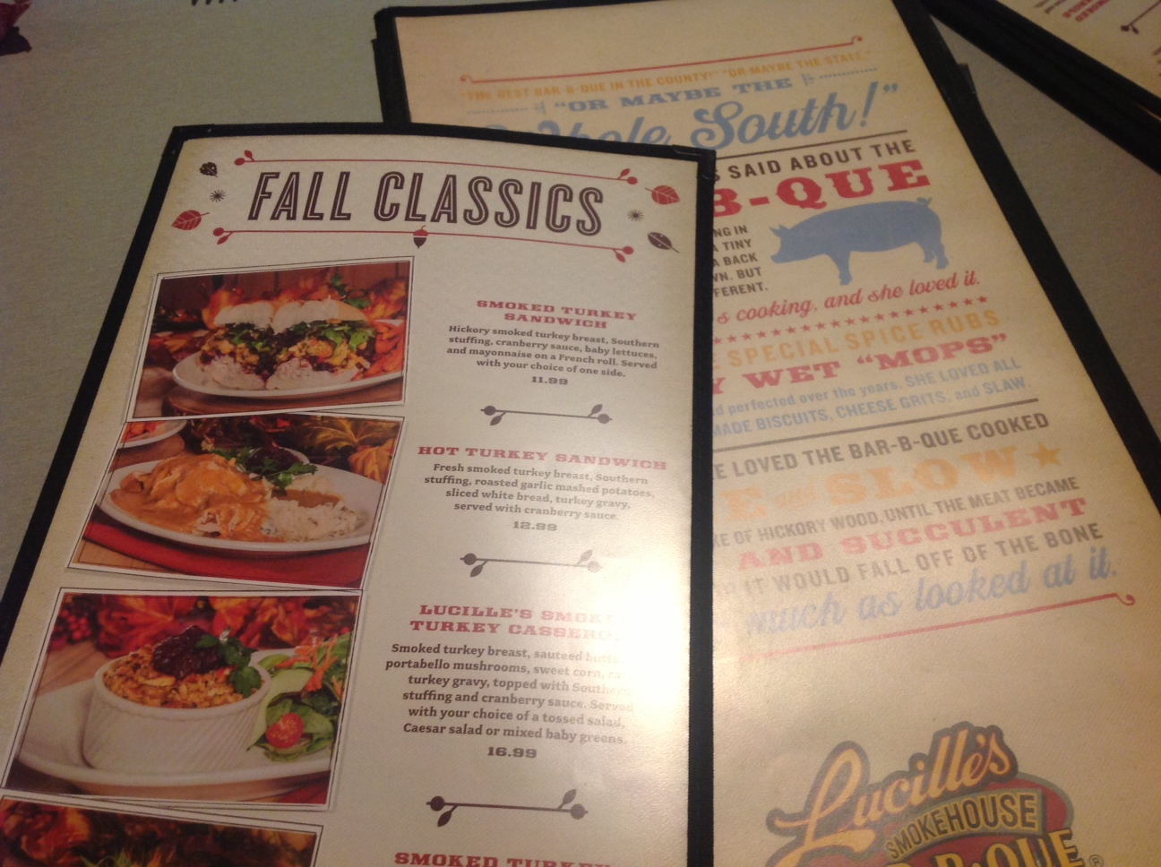 Lucille's Smokehouse BBQ -