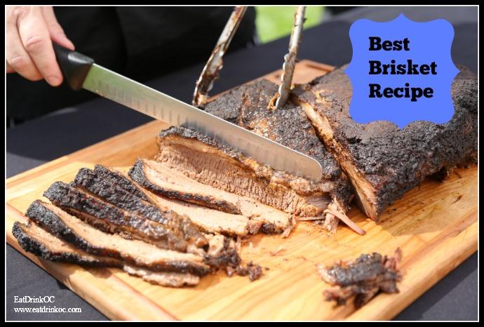 Awesome Passover Brisket Recipe - EatDrinkOC