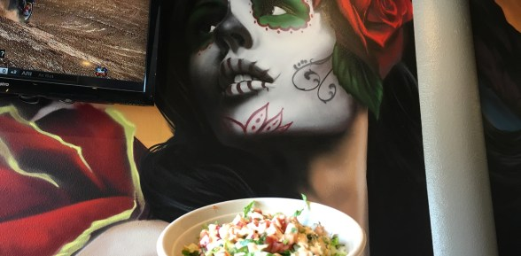Get your Crave on At Chronic Tacos