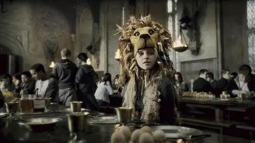 Luna costume leone